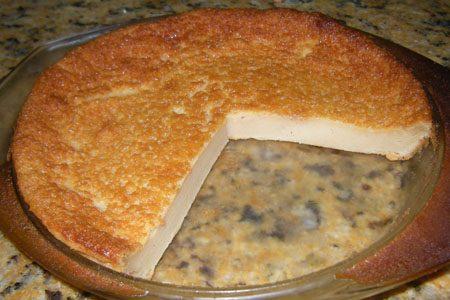 Ingredientes 4 Huevos 1 Yogourt natural En el vasito de yogourt: 1 medida de azúcar   1 medida de leche   1 medida de harina   1 […]