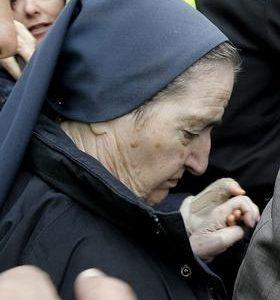 María Gómez Valbuena, Sor María, hoy se acogía a su derecho a no declarar, asegurando que son falsos todos los hechos que se le imputan y quele «repugna» la separación […]