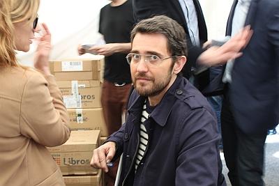 Sant jordi 2012 for Maxim huerta libros