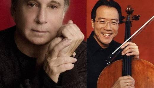 La Real Academia de Música Sueca ha otorgado el Premio Polar 2012 al cantautor neoyorkino Paul Simon (que formódúo junto con Art Garfunkel)y al violoncelista parisinoYo-Yo Ma. Este premio es […]