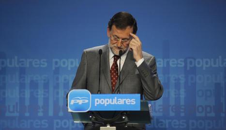Hace casi medio año que Mariano Rajoy fue elegido nuevo Presidente del Gobierno, pero hasta hoy no había aparecido ante los medios en España y en solitario. Nos tenía acostumbrados […]