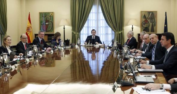 Consejo de ministros tras las vacaciones veraniegas for Ministros del gobierno