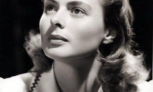 «¿Beso? Un truco encantado para dejar de hablar cuando las palabras se tornan superfluas» Ingrid Bergman  Ayer se cumplían 30 años de la muerte de Ingrid Bergman, actriz sueca […]