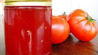 Ingredientes: 3 kilos de tomates 1800 gramos de azúcar dos limones     Preparación: Lavar los tomates, cortarlos por la mitad y apretarlos para eliminar las semillas […]