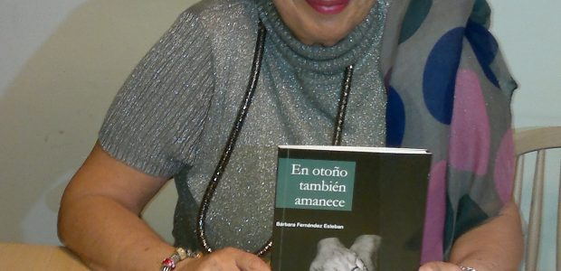 """En Pandora seguimos tras la pista de Bárbara Fernández y su último libro: """"en otoño también amanece"""", esta vez el lugar elegido fue Valencia, en el Bibliocafé, un sitio en […]"""