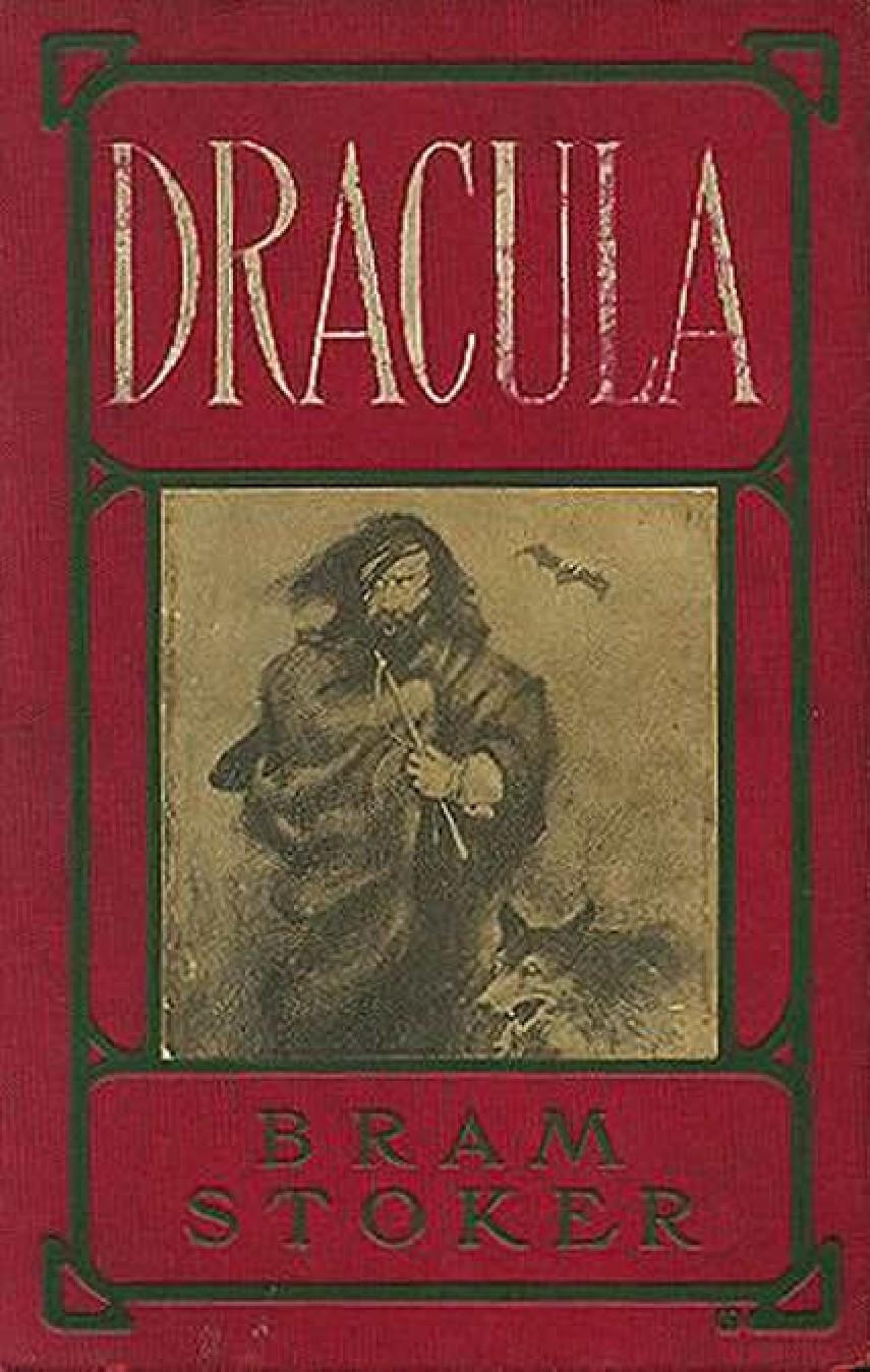 El universo de la lectura - Página 5 Dracula-bram-stoker