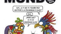 Todo el mundo está especulando sobre la profecía Maya que supuestamente se hará realidad durante el día de hoy, así que La Máquina del Tiempo se adelanta un día no […]