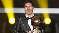 Por cuarto año consecutivo, el futbolista argentino Leo Messi se ha alzado con el Balón de Oro, el premio de la FIFA al Mejor Jugador del año, por delante […]