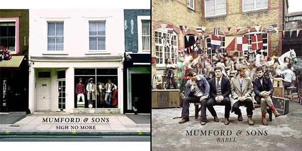 Mumford Sons Para Los Amantes De Un Buen Directo