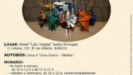 Durante este mes de marzo, laAsociación Española de Coleccionistas de Playmobil, Aesclick, organizaen Burgos la segunda exposición de Playmobil que tiene lugar en esta ciudad, bajo el nombre, «El retorno […]