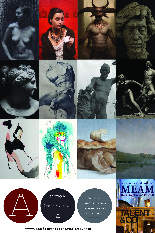 El próximo 19 de septiembre la Barcelona Academy of Art abrirá sus puertas para acoger a todos aquellos estudiantes con inquietudes artísticas que deseen formarse de manera técnica […]