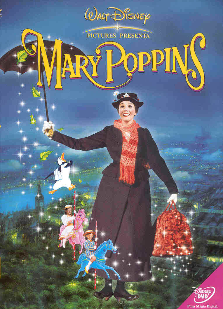 LAS MEJORES PELÍCULAS MUSICALES SEGÚN POPUHEADS Marypoppins2