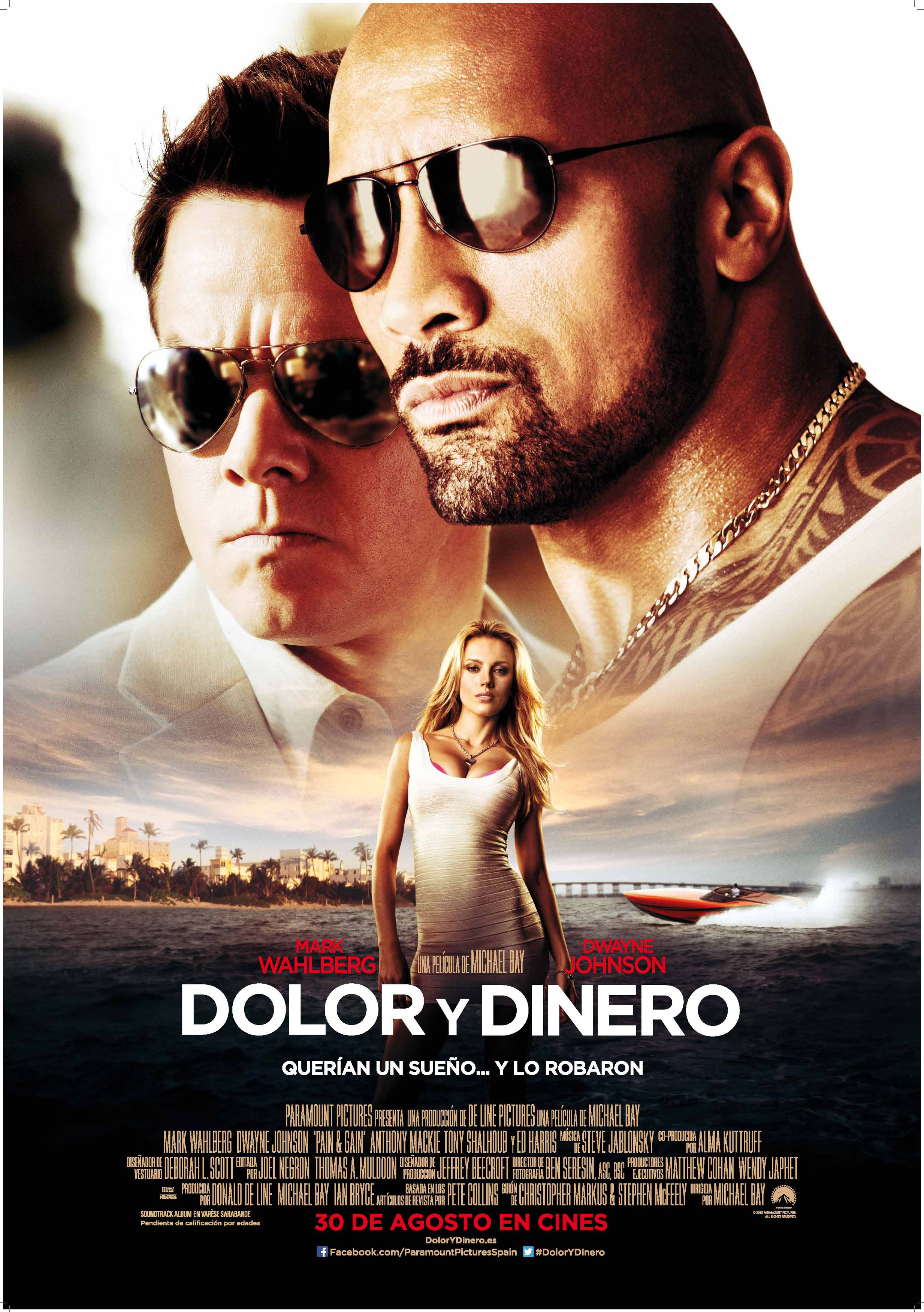 . Título: Dolor y dinero (Pain & Gain) Director: Michael Bay Guión: Christopher Markus, Stephen McFeely (Art. Pete Collins) Reparto: Mark Wahlberg, Dwayne 'The Rock' Johnson, Anthony Mackie, Ed Harris, […]