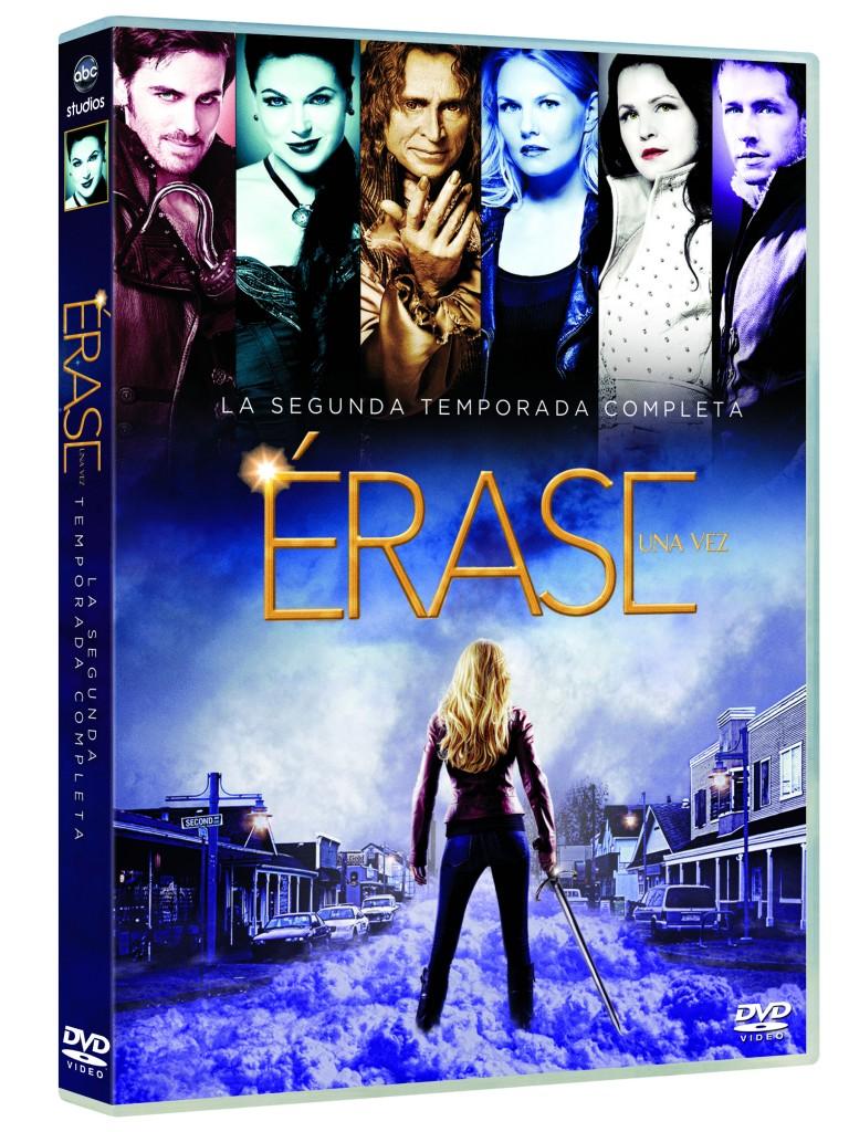 Érase_Una_Vez_-_2ª_Temporada_DVD