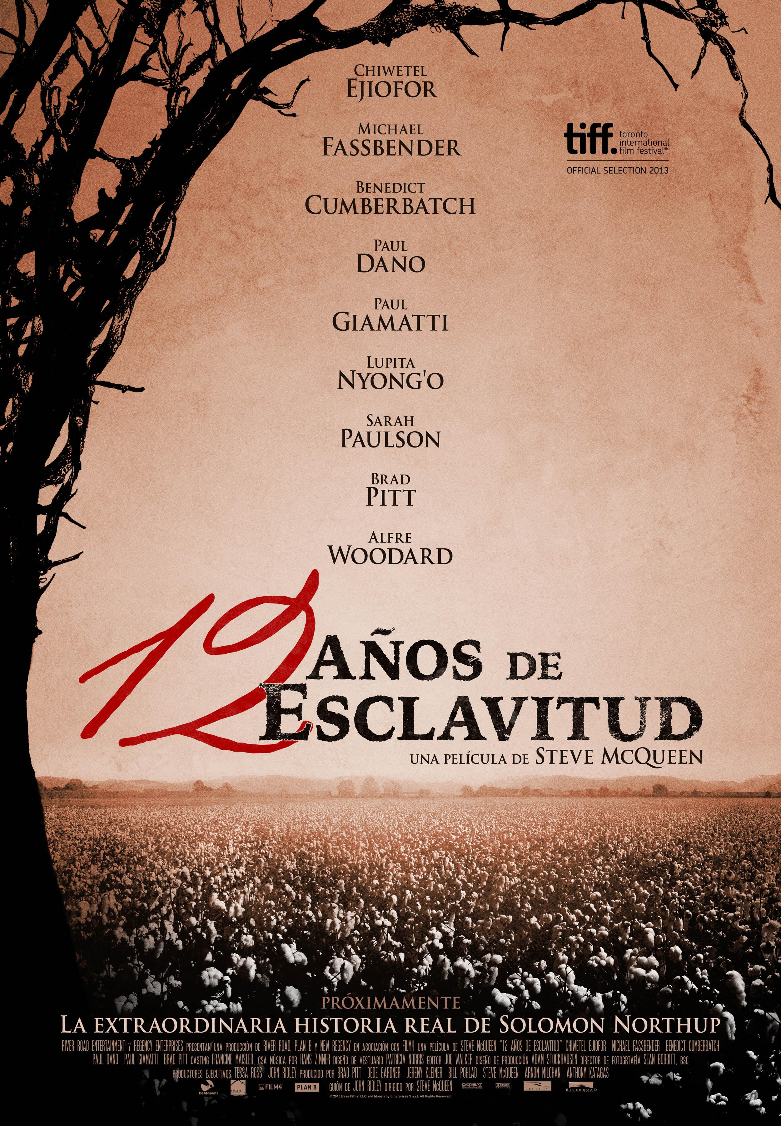 """. """"12 Años de esclavitud"""" retrasó su fecha de estreno.La película se estrenará el 13 de diciembre. Sinopsis:En los años previos a la Guerra Civil de Estados Unidos, Solomon Northup […]"""