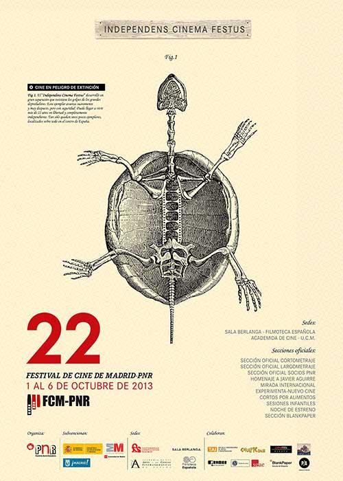 22ª EDICIÓN DEL FESTIVAL DE CINE DE MADRID - PNR