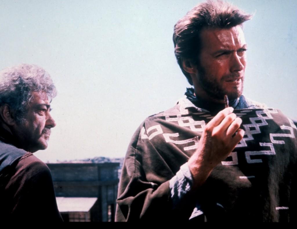 Clint Eastwood Per un pugno di dollari