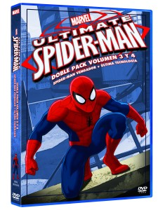 Pack_Spider-Man_Volumen_3+4_DVD