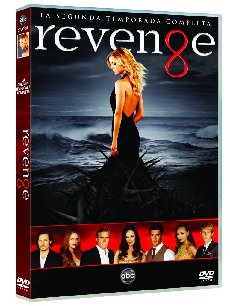 Revenge_-_2ª_Temporada_DVD