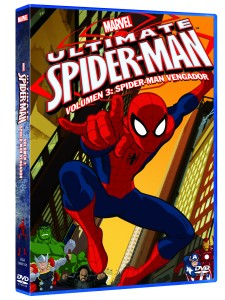 Spider-Man_Volumen_3_DVD