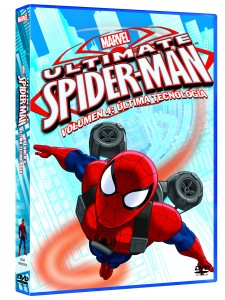 Spider-Man_Volumen_4_DVD