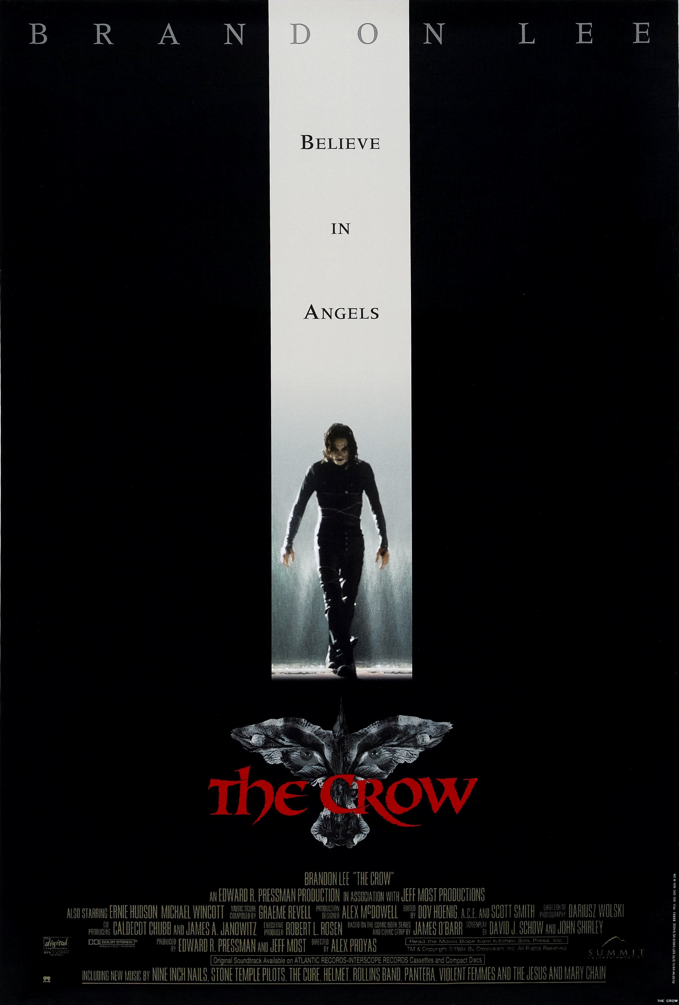 . Título: The crow. Director: Alex Proyas. Duración: 97 minutos. País: EE.UU. Año: 1994. Género: Cómic / Acción.  Guión: David Schow, John Shirley (cómic: James O'Barr). Reparto: Brandon Lee, Ernie Hudson, Michael Wincott, Bai Ling, David Patrick Kelly, Angel David, Anna Thomson (AKA Anna Levine), Rochelle David. Productora: Miramax, Gaumont. NOTA PANDORA: 8.5/10. No recomendada para […]