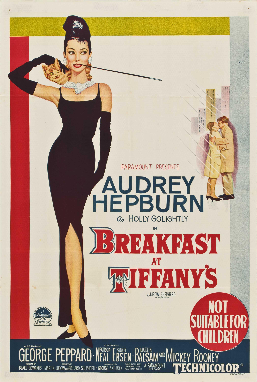 póster de la película Desayuno con diamantes