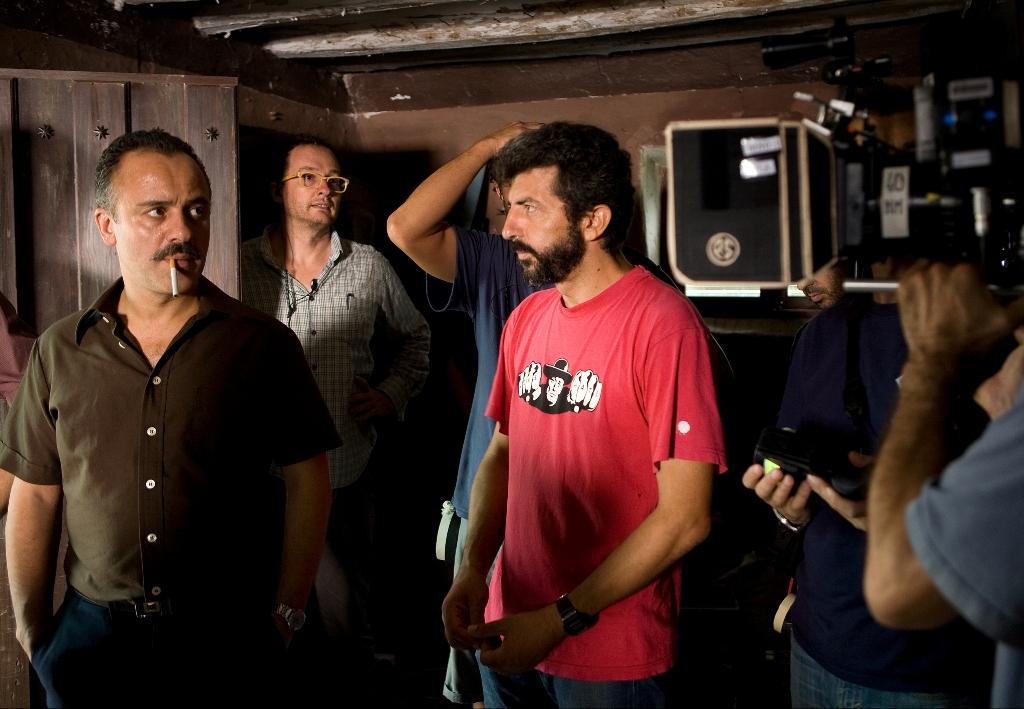 Rodaje Isla Minima de Alberto rodriguez produccion Atipica Films