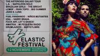 Elastic Festival es un nuevo festival que se celebrará en la ciudad de Barcelona. La salaRazzmatazz acogerá en los días 1 y 2 de noviembre el festival que esperamos […]