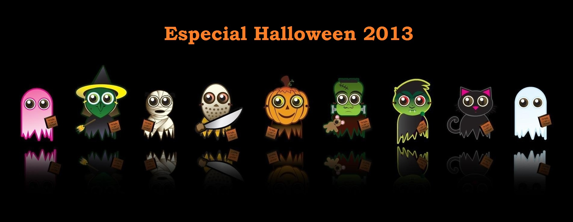 Especial Halloween 2013