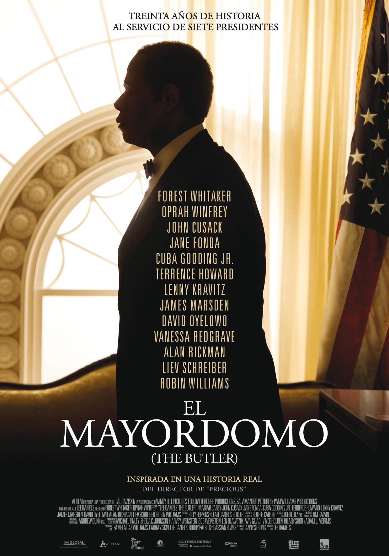 cartel EL MAYORDOMO