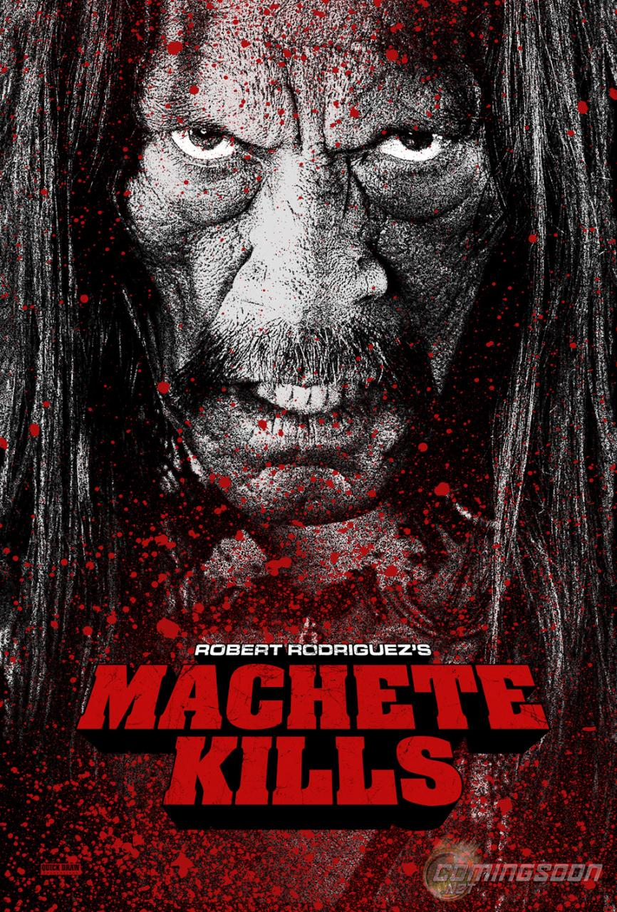 Machete kills (2013) Online