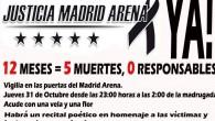 Se llamaban María Teresa, Cristina, Rocío,Katiay Belén, eran cinco jóvenes que decidieron celebrar la noche de Halloween asistiendo a un concierto del dj Steve Aoki en el recinto del Madrid […]