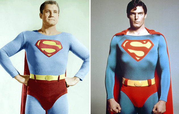 George-Reeves-dan-Christopher-Reeve