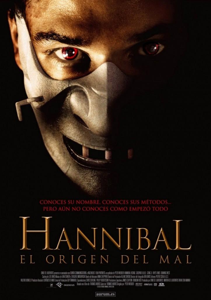 Hannibal, El Origen Del Mal (Hannibal Rising) poster029