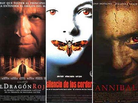 Hannibal movie series in order