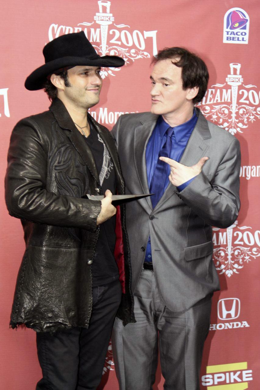 Rodriguez_and_Tarantino,_2007
