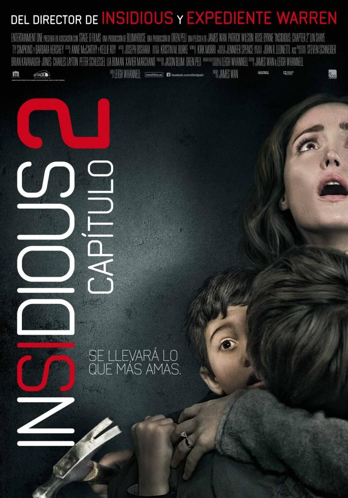 cartel final INSIDIOUS 2