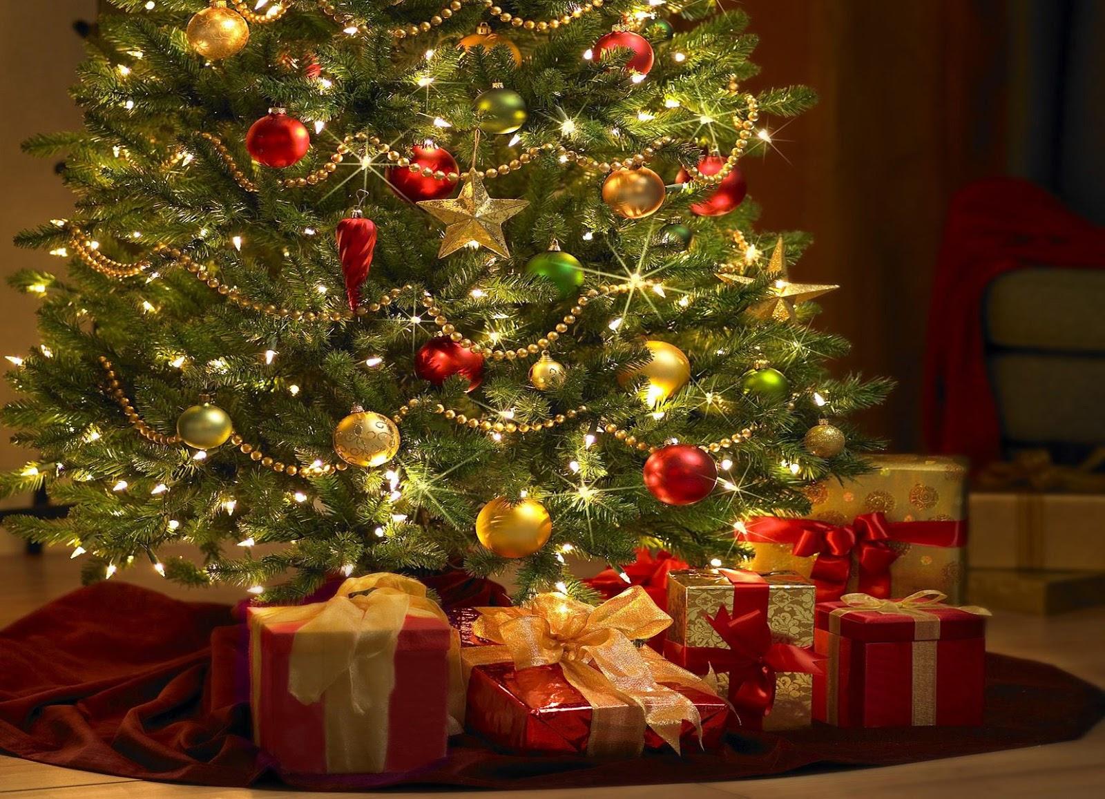 Costumbres navideas en Espaa el rbol de Navidad