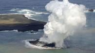 La fuerte actividad volcánica submarina registrada en el Océano Pacífico ha formado una nueva pequeña isla a unos mil kilómetros al sur de Tokio, según ha informado el Servicio japonés […]