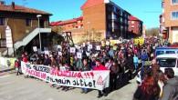 Ayer a las doce del mediodía una pancarta con el lema «Fraking en ningún sitio», inicaba la manifestación que tuvo lugar en la localidad burgalesa de Medina de Pomar. La […]