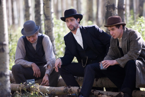 Assassination of Jesse James by the Coward Robert Ford 3