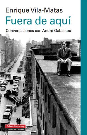 Enrique vila matas presenta en madrid su nuevo libro for Fuera de serie libro