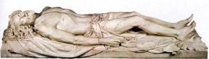 Crist jacent. A. Vallmitjana