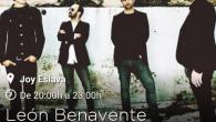 La sala Joy Eslava nos trae hoy el concierto de León Benaventeeste grupo Indie en su primera gran gira por España. Tras la publicación este año de su primer […]