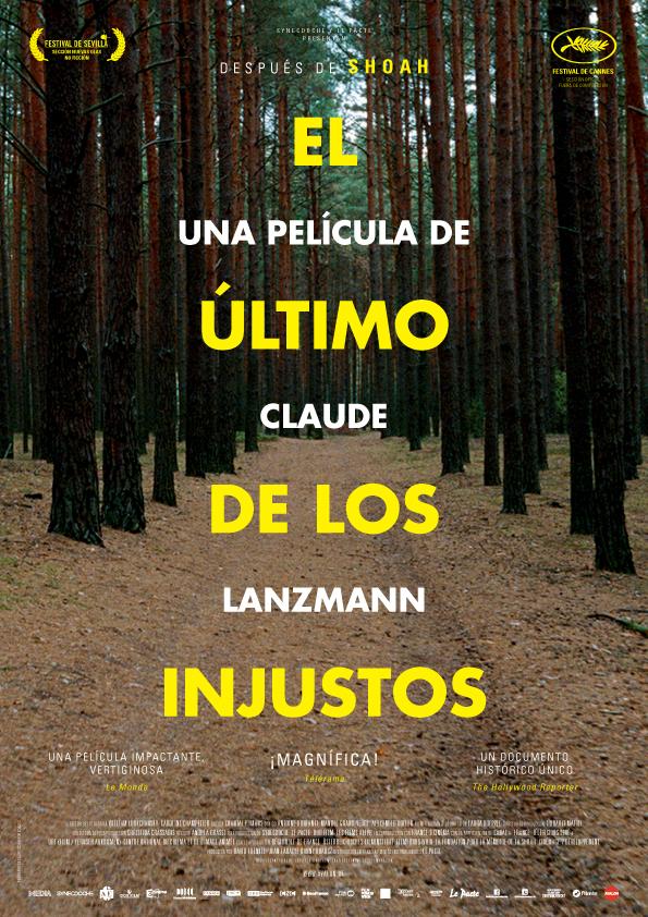 Poster El ultimo de los injustos