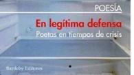 Título: En legítima defensa, Poetas en tiempos de crisis Autor: VVAA Editorial: Bartleby Páginas: 350 ISBN: 978-84-92799-71-8 Precio: 13€ Puedes comprarlo aquí Utilidad comunitaria de la poesía; arte que […]