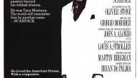 . Título: Scarface. Director: Brian de Palma. Guión: Oliver Stone. Duración: 163 minutos. Año: 1983. País: EE.UU. Género: Drama, Mafia, Película de culto. Reparto:Al Pacino, Steven Bauer, Michelle Pfeiffer, Mary […]