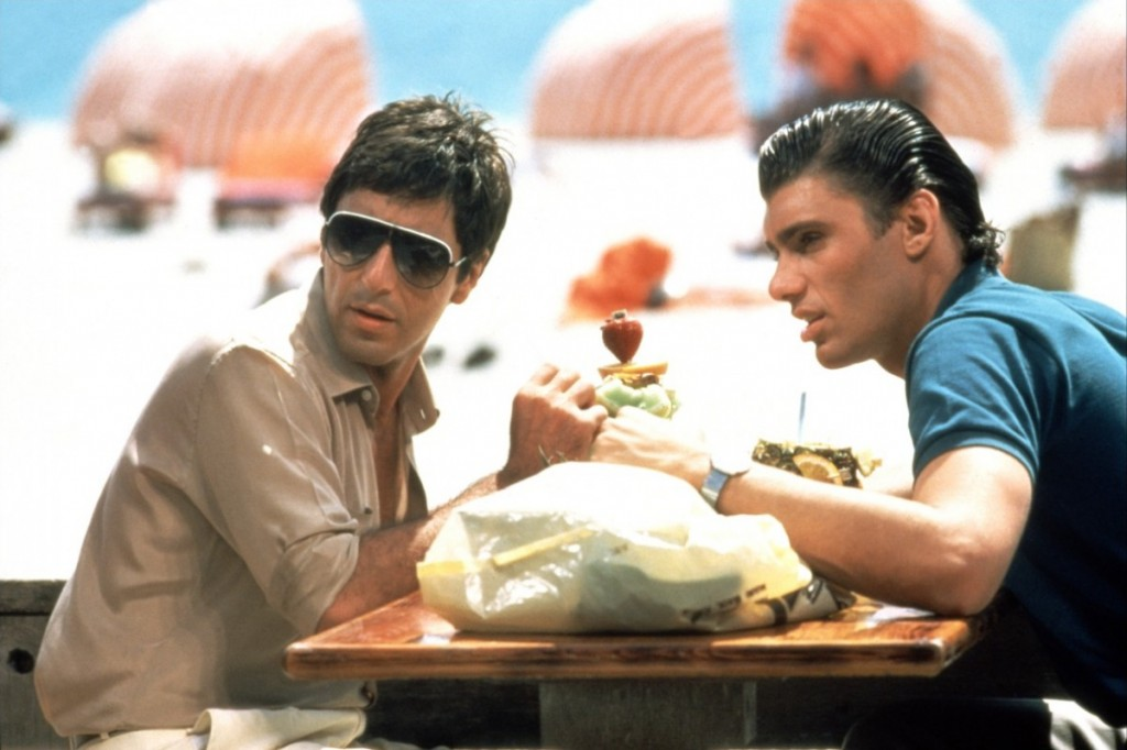 Scarface-Al-Pacino-Tony-Montana-Steven-Bauer