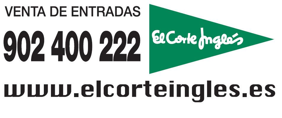 logo ElCorteIngles Venta de Entradas